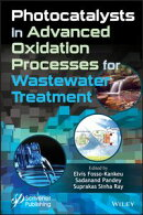 Photocatalysts in Advanced Oxidation Processes for Wastewater Treatment