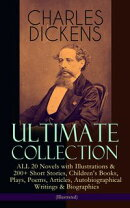 CHARLES DICKENS Ultimate Collection – ALL 20 Novels with Illustrations & 200+ Short Stories, Children's Boo…