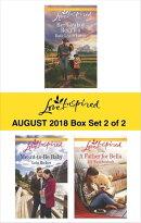 Harlequin Love Inspired August 2018 - Box Set 2 of 2