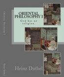 Oriental Philosophy I
