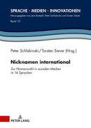 Nicknamen international