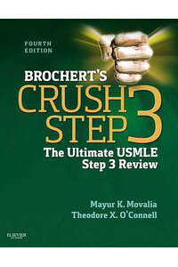 Brochert'sCrushStep3E-BookTheUltimateUSMLEStep3Review