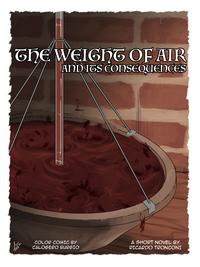 The weight of air - colored comic【電子書籍】[ Ricardo Tronconi ]