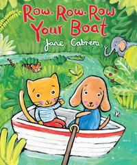 Row, Row, Row Your Boat【電子書籍】[ Jane Cabrera ]