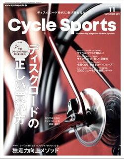 CYCLE SPORTS 2019年 11月号