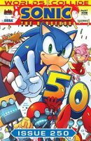 Sonic the Hedgehog #250