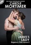 James's Lady (Regency Club Venus 5)