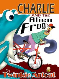 Charlie And The Alien Frog