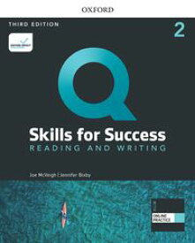 Q: Skills for Success 3E Level 2 Reading and Writing【電子書籍】[ Jenny Bixby ]