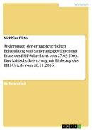 Änderungen der ertragsteuerlichen Behandlung von Sanierungsgewinnen mit Erlass des BMF-Schreibens vom 27.03…