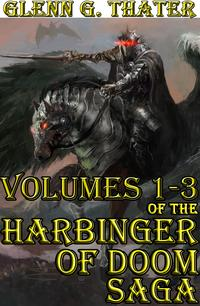 HarbingerofDoom(ThreeBookBundle)EpicFantasySeries