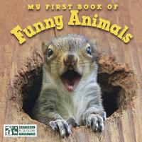 My First Book of Funny Animals (National Wildlife Federation)【電子書籍】[ National Wildlife Federation ]