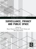 Surveillance, Privacy and Public Space【電子書籍】