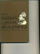 Pound's Cantos Declassified
