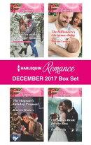Harlequin Romance December 2017 Box Set