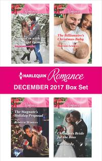 Harlequin Romance December 2017 Box SetSnowed in with the Reluctant Tycoon\The Magnate's Holiday Proposal\The Billionaire's Christmas Baby\Christmas Bride for the Boss【電子書籍】[ Nina Singh ]