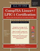 CompTIA Linux+/LPIC-1 Certification All-in-One Exam Guide, Second Edition (Exams LX0-103 & LX0-104/101-400 &…