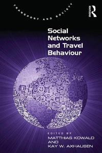 SocialNetworksandTravelBehaviour