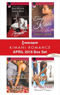 Harlequin Kimani Romance April 2016 Box SetCity of Sin\Shipwrecked\Tender Kisses\Falling for Autumn\Model Attraction【電子書籍】[ Sherelle Green ]