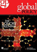 The Donors' Dilemma: Emergence, Convergence and the Future of Foreign Aid