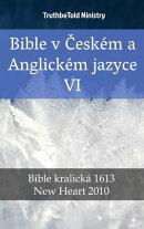 Bible v Českém a Anglickém jazyce VI