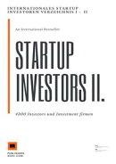 Internationales Startup Investoren Verzeichnis II.