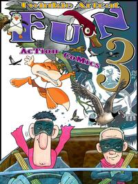 Fun Action Comics 3【電子書籍】[ Twinkie Artcat ]