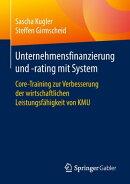 Unternehmensfinanzierung und -rating mit System