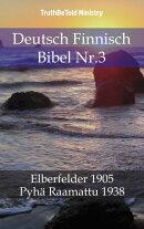 Deutsch Finnisch Bibel Nr.3