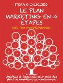 Le plan marketing en 4 étapes
