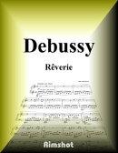 Debussy - Rêverie for Piano Solo