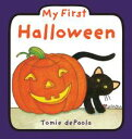 My First Halloween【電子書籍】[ Tomie dePaola ]