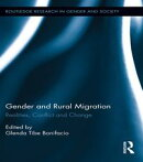 Gender and Rural Migration