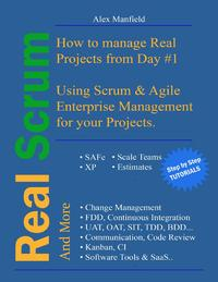Real Scrum and More【電子書籍】[ Alex Manfield ]