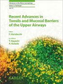 Recent Advances in Tonsils and Mucosal Barriers of the Upper Airways