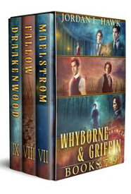 Whyborne and Griffin, Books 7-9Maelstrom, Fallow, and Draakenwood【電子書籍】[ Jordan L. Hawk ]