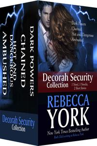 DecorahSecurityCollectionFourSexyParanormalRomanticSuspenseStories