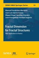 Fractal Dimension for Fractal Structures