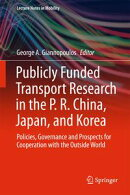 Publicly Funded Transport Research in the P. R. China, Japan, and Korea