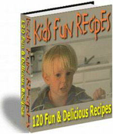 120 EASY & FUN KIDS RECIPES【電子書籍】[ Jon Sommers ]