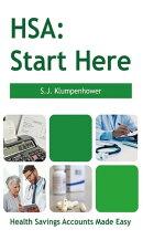 HSA: Start Here