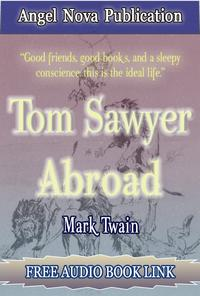 TomSawyerAbroad:[IllustrationsandFreeAudioBookLink]