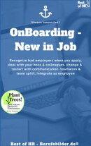 Onboarding - New in Job