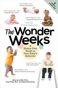 TheWonderWeeks:AStress-FreeGuidetoYourBaby'sBehavior(6thEdition)
