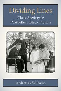 Dividing LinesClass Anxiety and Postbellum Black Fiction【電子書籍】[ Andre? N Williams ]