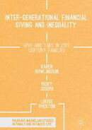 Inter-generational Financial Giving and Inequality