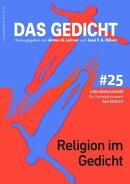 Das Gedicht, Bd. 25. Religion im Gedicht