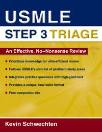 USMLEStep3TriageAnEffective,No-nonsenseReview