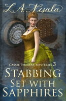 Stabbing Set with Sapphires