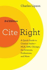 楽天kobo電子書籍ストア cite right third edition a quick guide to